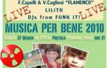 """""""Musica per Bene 2010"""", il suono umbro della solidarietà per il Kosovo"""