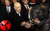 Napolitano si reca in Siria e parla del processo di pace israeleo-palestinese.