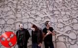 """TRE ALLEGRI RAGAZZI MORTI al festival della creatività giovanile """"UozzHab"""""""