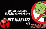 """È on line """"Zombiebusters"""" il secondo singolo che anticipa l'uscita de """"La Grande Abbuffata"""" dei Funky Pushertz."""