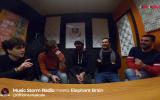 Radio Music Storm meets: Elephant Brain