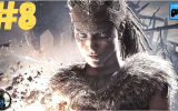 PANDEMIA E CECITA' - Hellblade: Senua's Sacrifice - Gameplay ITA 4K - Walktrough #8