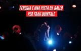 Nei treni la notte - Frah Quintale Live Umbria che spacca 2021   Perugia