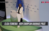 Elisa Ferreira al New European Bauhaus Prize 2021