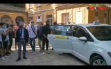 Luis Suarez arriva all'Università per Stranieri di Perugia
