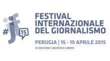 Logo festival internazionale del giornalismo 2015