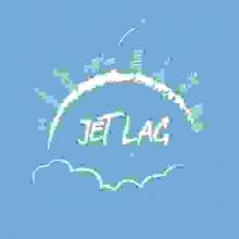 Ritratto di Jet Lag