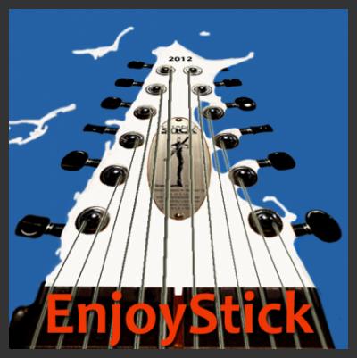 EnjoyStick: Scopri, gioca, condividi. Chapman Stick® Meeting 2012  aErice (TP) dal 28 maggio al 3 giugno 2012.
