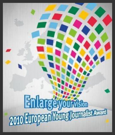 European Young Journalist Award 2010
