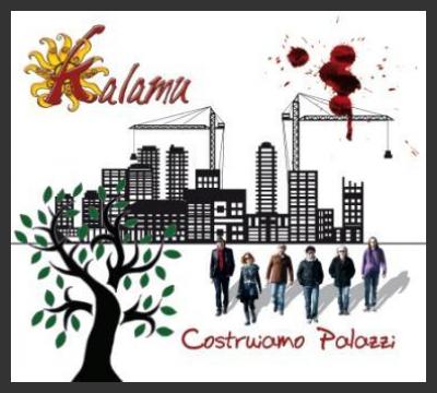 Ascolta in anteprima alcuni brani del nuovo allbum dei KALAMU