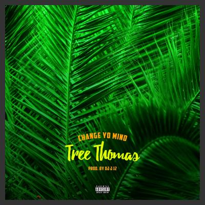 """Tree Thomas è uno giovane DJ della Bay Area, presenta il suo singolo """"Change Your Mind""""."""