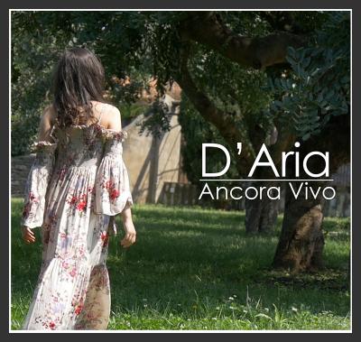 """Torna D'ARIA con il nuovo singolo """"ANCORA VIVO"""""""