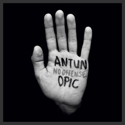 Recensione del disco No Offense di Antun Opic