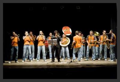 La P-Funking Band & la tromba di Andrea Giuffredi, la musica che vibra da dentro!