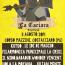 La Caciara Festival Costacciaro 11 agosto gratis KuTso Wonder Vincent