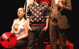 La compagnia Punta Corsara in Hamlet Travestie