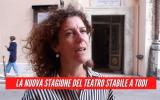 La nuova stagione del Teatro Stabile a Todi