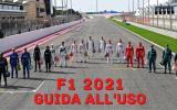 F1: Guida alla stagione 2021