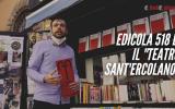 """Edicola 518 e il """"Teatro Sant'Ercolano"""" a Perugia"""