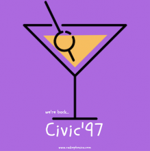 Ritratto di Civic 97