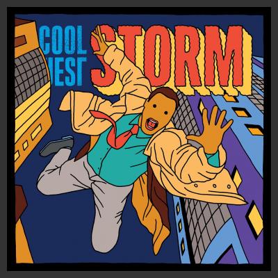 THE COOL QUEST fuori con Storm